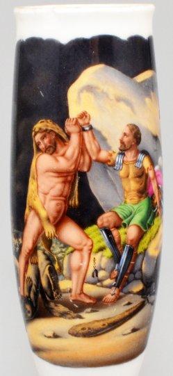 D1042-0 Malerei Herkules