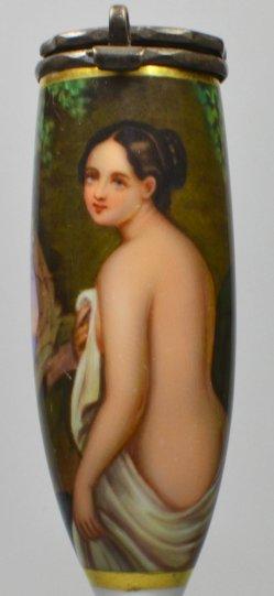 D1132-0 Malerei Nach dem Bade