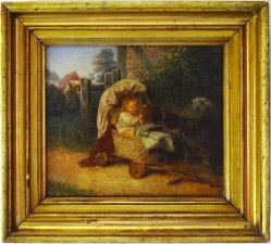 1571 Vautier Gemälde
