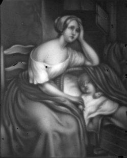 HPF 20 - Die verlassene Mutter,  nach Wappers