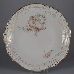 Buckauer Porzellanmanufaktur, Abendbrotteller, 1890-1897, D0660-014-13