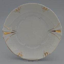 Buckauer Porzellanmanufaktur, Abendbrotteller um 1904, D0548-022-18