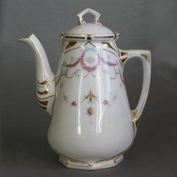 Buckauer Porzellanmanufaktur, Kaffeekanne um 1904, D0540-087-18