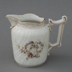 Buckauer Porzellanmanufaktur, Milchkännchen, 1890-1897, D0664-051-13