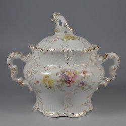 Buckauer Porzellanmanufaktur, Zuckerdose, 1897-1904, D0601-111-15