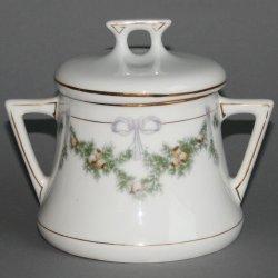 Buckauer Porzellanmanufaktur, Zuckerdose um 1904, D0526-058-19