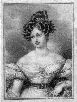 Franz Xaver Stöber (1795-1858), Karoline Bauer, D2025