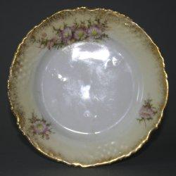 Buckauer Porzellanmanufaktur, Abendbrotteller, um 1897, D0607-072-14