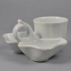 Buckauer Porzellanmanufaktur, Menage um 1900, D0598-091-38