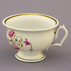 Buckauer Porzellanmanufaktur, Tasse um 1855, D0635-046-00