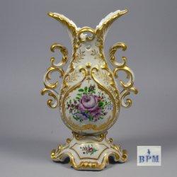 Buckauer Porzellanmanufaktur, Vase um 1840, D0646-096-00_