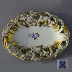 Buckauer Porzellanmanufaktur, Kuchenschale um 1846, D0699-164-00