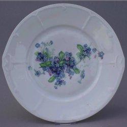 Buckauer Porzellanmanufaktur, Kuchenschale um 1900, D0799-025-00
