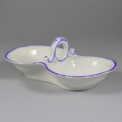 Buckauer Porzellanmanufaktur, Menage 1890 bis 1826, D0790-213-24
