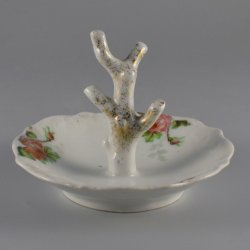 Buckauer Porzellanmanufaktur, Ringbaum um 1900, D0829-227-29