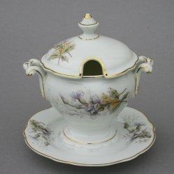 Buckauer Porzellanmanufaktur, Senftöpfchen 1890-1926, D0780-206-24