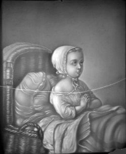 PPM 344 – Betendes Mädchen, nach Meyer von Bremen