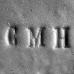Porzellanmarke CMH (1844-1850), Lithophanie, Lithophane