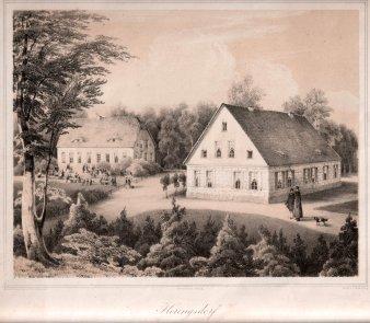 Heringsdorf, Gesellschaftshaus und Weißes Schloss, D0163-3