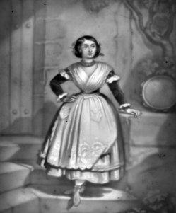 HPM 37 – Ein Mädchen mit Tambourin
