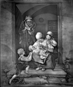 HPM 68  - Großvaters Freude, nach Waldmüller