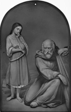 HPM 89 - Mignon und ihr Vater, nach Scheffer