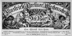 Berlin, Königskollonaden um 1880, Quelle 1