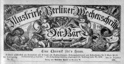 Berlin, Neue Synagoge 1864, Quelle