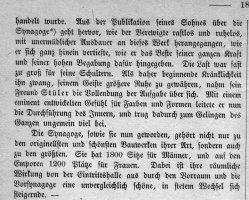 Berlin, Neue Synagoge 1864, Kommentar 3