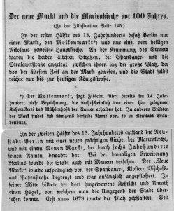 Berlin, Neuer Markt um 1780, Kommentar