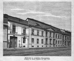Berlin, Außenministerium um 1885, A0153