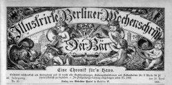 Berlin Kriegsministerium Leipzigerstraße um 1885, Quelle