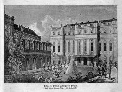 Palais des Prinzen Albrecht von Preußen um 1835, A142