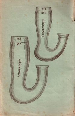 Porzellan-Manufaktur und Pfeifenfabrik Engler, Linz a.D. Preis-Kurant um 1900, D0974-Umschlag 2