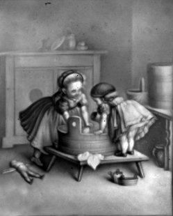 HPM 341 - Die kleinen Wäscherinnen