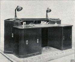 Albin Müller, Herren-Schreibtisch 1904