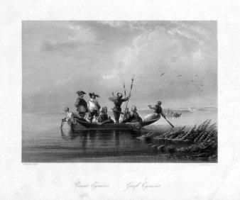 """Albert Henry Payne (1812-1902), Stahlstich, """"Graf Egmont"""", nach Scheuren, D2205-2"""