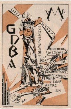 Oswald Pohl (1887-1959), Der Stadtbautautbuntrat, Magdeburg 1922, D2208-3h