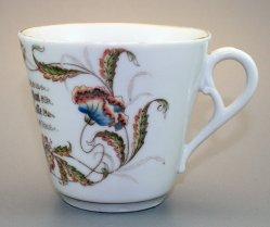 Barttasse, Moustache Cup, 1131