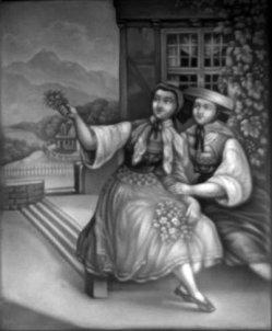 HPM 300 - Altenburger Mädchen