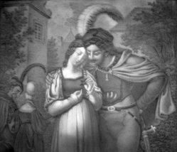 KPM (Krister) 6 – Faust und Gretchen im Garten
