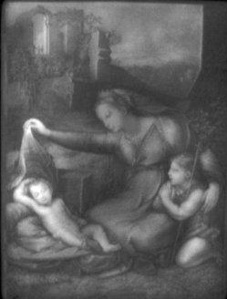 PPM 271 – La  Sainte Vierge, nach Raffael