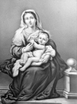 PPM 888 – Madonna mit Jesuskind