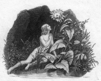Carl Heinrich Rahl (1779-1843), Illustration, Stahlstich nacu L. Schnorr v. Carolsfeld, D2377-5