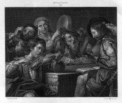 Ja. Neagle, Musicians, Kupferstich nach de. Boulogne und Craig, D2386-2-48.jpg