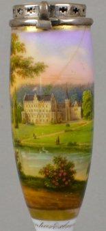 Reinhardsbrunn, Porzellanmalerei, Pfeifenkopf, D1266