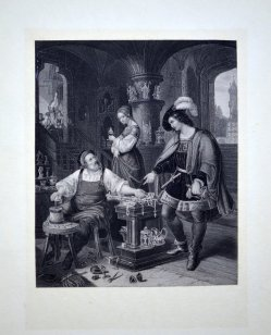 1660 Goldschmieds Töchterlein