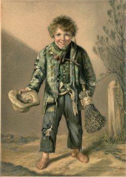 George Baxter (1804 – 1867), Ich Gratuliere, Farbdruck, D1863
