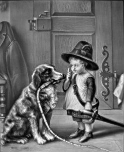 PPM 884 – Exerzieren mit Hund
