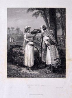 1687 Rebecca am Brunnen